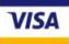 Visa wordt ondersteund
